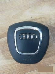 Подушка безопасности в руль передняя левая Audi Q7 2006-2015