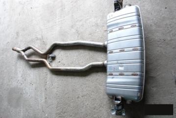 Глушитель задний VW Touareg 2014-2018