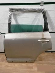 Дверь задняя левая VW Touareg 2003-2010