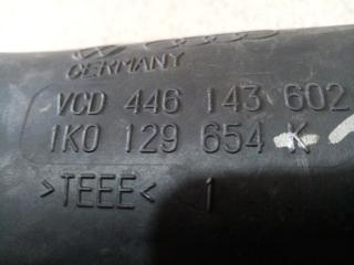 Шланг воздуховода VW Passat B6 3C 2.0TDI