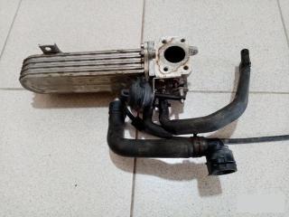 Радиатор системы EGR VW Passat B6 2006-2011