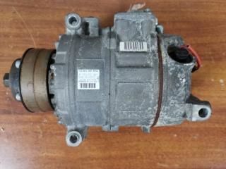 Компрессор кондиционера Audi A8 2008