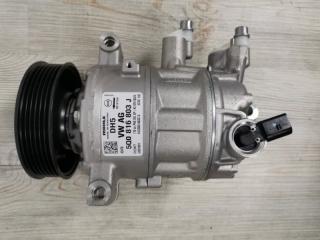 Запчасть компрессор кондиционера VW Passat B8 2015-