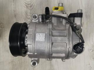 Компрессор кондиционера VW Touareg 2019
