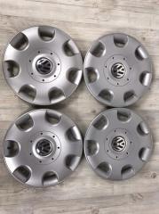 Запчасть колёсные колпаки r-16 VW 1997-2020