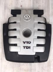 Крышка двигателя декоративная VW Touareg 2003-2010