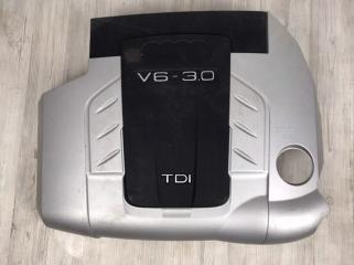 Крышка двигателя декоративная Audi Q7 2006-2010