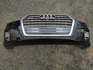 Бампер передний Audi Q7 S-line 2015-