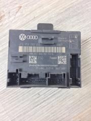 Блок управления двери передний правый Audi A6 2003-2011