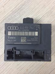 Блок управления двери задний правый Audi Q7 2006-2015