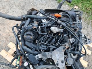 Двигатель дизельный VW Transporter T5+ GP 2012