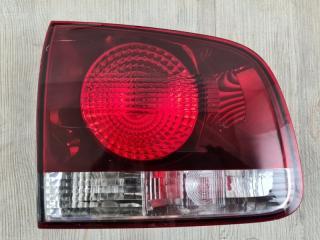 Фонарь в крышку багажника задний левый VW Touareg 2007-2010
