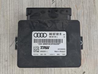 Блок управления стояночного тормоза Audi Q5 2013-2017