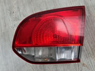 Фонарь в крышку багажника задний правый VW Golf 6 2008-2016