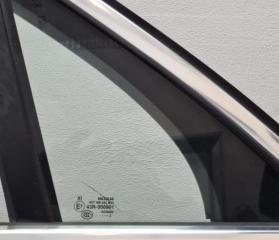 Стекло двери переднее правое VW Touareg 2010 - 2018