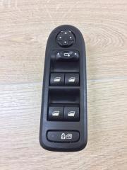 Кнопка управления стеклоподъемником передняя левая Citroen C5 2004-2008 DC 96599973XT контрактная