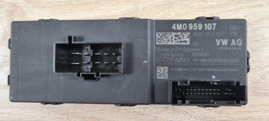 Блок управления крышкой багажника Audi Q7 2016