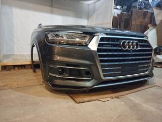 Ноускат передний Audi Q7 2016