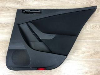 Обшивка двери задняя правая VW Passat B6 2006-2011