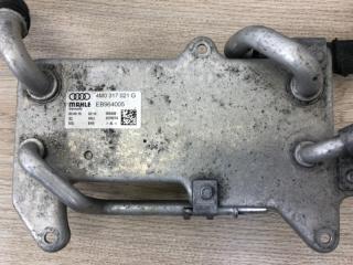 Радиатор масляный КПП Audi Q7 2016