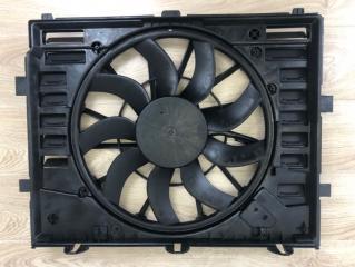 Вентилятор радиатора Porsche Cayenne 2012