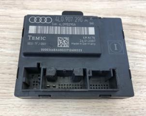 Блок управления двери Audi Q7 2006-2015