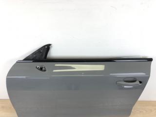 Накладка стекла двери передняя левая Audi A7 2011-2018