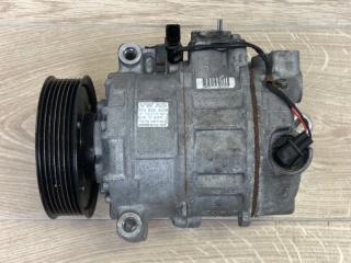 Компрессор кондиционера VW Touareg 2010-2018