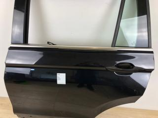 Молдинг стекла задний левый VW Tiguan 2 2017-