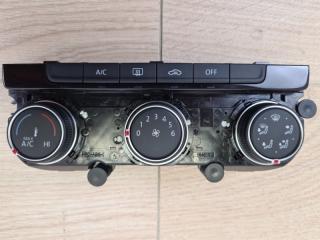 Блок управления климат контролем VW Passat B8 2015-
