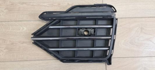 Решетка бампера боковая передняя правая VW Touareg 3 R-line 2019-