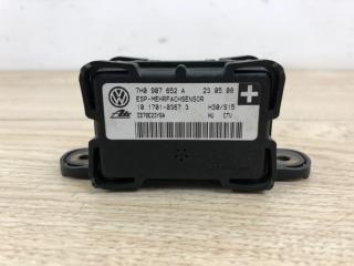 Запчасть датчик ускорения esp VW Touareg 2003-2010