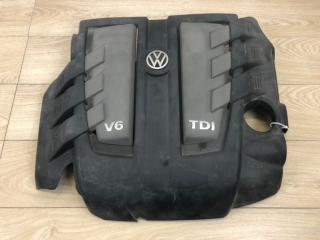 Декоративная крышка ДВС VW Touareg 2010 - 2018