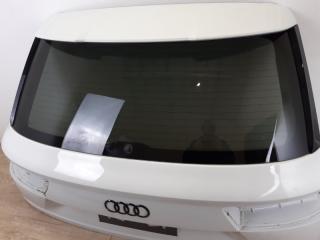 Стекло в крышку багажника заднее Audi Q7 2015-