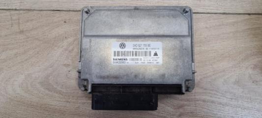 Блок управления раздаточной коробкой VW Touareg 2003-2010