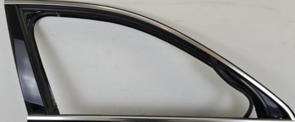 Молдинг двери хромированный передний правый Audi Q7 2015-