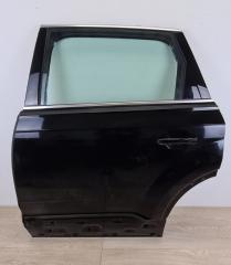 Дверь задняя левая Audi Q7 2015-