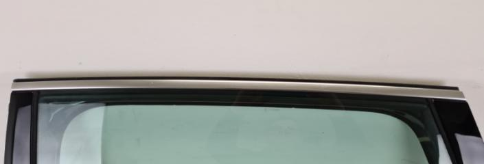 Молдинг двери хромированный задний левый Audi Q7 2015-