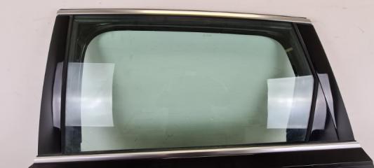 Стекло двери заднее левое Audi Q7 2015-