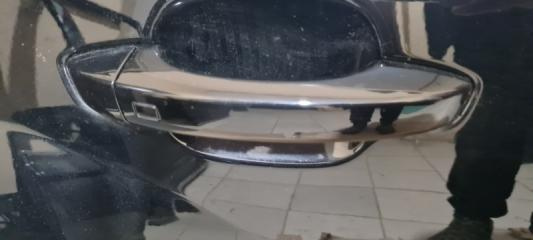 Ручка двери с keyless go правая Audi Q7 2015-
