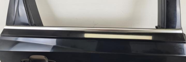 Накладка стекла двери задняя правая Audi Q7 2015-