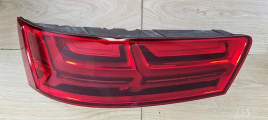 Фонарь в крышку багажника задний левый Audi Q7 2015-