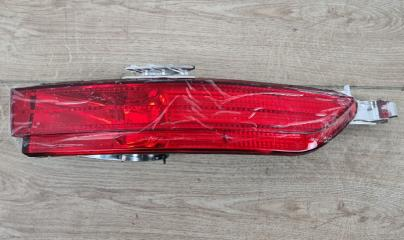 Фонарь бампера задний правый VW Touareg 2010-2014