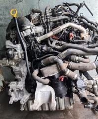 Двигатель дизельный VW Transporter T6 2015-