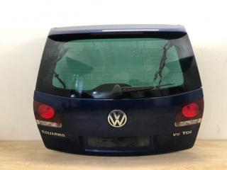 Крышка багажника в сборе VW Touareg 2003-2010