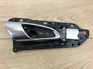 Ручка двери внутренняя передняя правая Porsche Cayenne 2012
