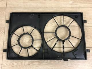 Диффузор вентилятора VW Polo MK5