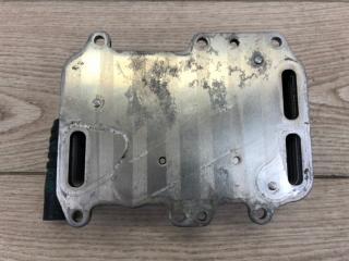 Радиатор масляный VW Touareg 2012-2018