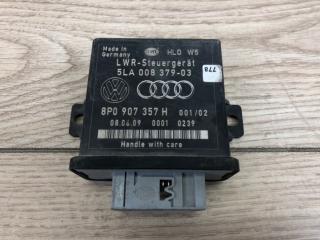 Блок управления корректора фар Audi Q7 2006-2015