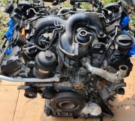Двигатель дизельный Audi Q7 2010-2015